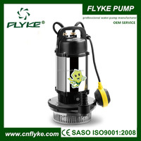 Stainless steel electric centrifugal submersible water pump for agriculture irrigation