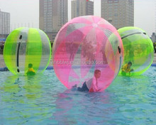 Most popular best selling products colorful pink inflatable bouncy ball/watet ball/play bouncing ball