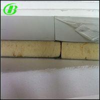polyurethane wall & roof sandwich panel