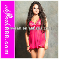 Paypal accept fashion top 1 selling sex hot ladies nightwear baby doll lingerie sexy langrie