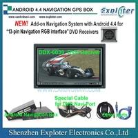 DDX6039 Online navigaton WAZE Google map Android system