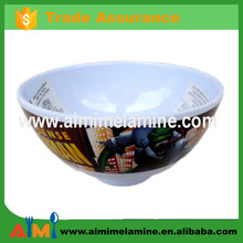 4.5'' all purpose bowl high quality cheap price melamine rice bowl