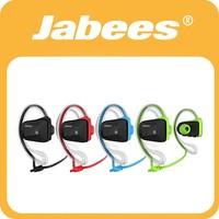 Newest neckband sport stereo waterproof wireless headphone Bluetooth with microphone
