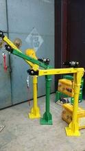 Mini truck mounted crane 12v/24v/220v