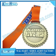 Wholesale Custom Sports Award Gold Medal Athletics with high quality