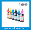 Universal dye ink for Epson PX700W with T0801-806 refillable cartridges(factory price)