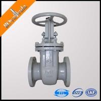 Russian valve gost 20#steel gate valve DN150 PN10 PN16 PN25 PN40