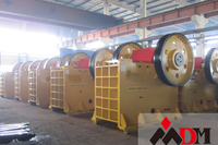 shanghai stone characteristics of jaw crusher certified by CE ISO GOST