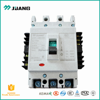 400A-630A Adjustable electrical molded case circuit breaker 3p 4p with high breaking capacity