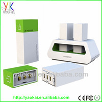 Real capacity replaceable power bank 10000mah power bank for mibile mibile price in dubai