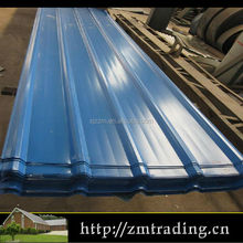 different metal roofing sizes