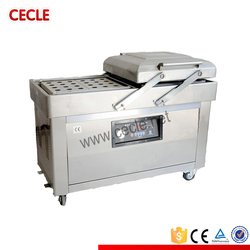 Cecle scallop vacuum packing machine