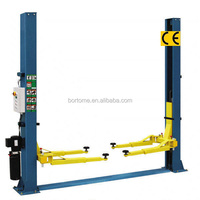 Two post hydraulic car lift for sale with CE certification
