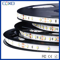 Office lighting non-wateproof soft led strip 5050 with 10mm pcb