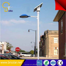 High Performance All In One Solar Street Light 120W IP66 Toughened Glass Lamp-Chimney CE,RoHS, IEC approved