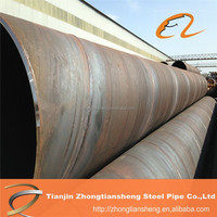 whosale in alibaba large diameter drain pipe / 10 inch carbon steel pipe / schedule 40 carbon steel api 5l x65 psl1 pipe