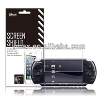 Screen protectors for PSP 3000 oem/odm (High Clear)