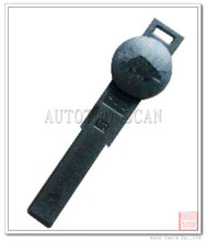 hot promotion PLASTIC AUDI INSERT KEY FOR AUDI A4 A6 A8 S4 S6 TT AS008003