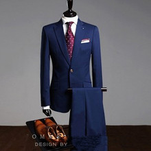 man custom made suit