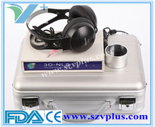 professional 3D NLS Non linear diagnostic system health analyser
