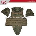 Bullet proof jaqueta/armadura corporal completa/colete balístico/tática jaqueta