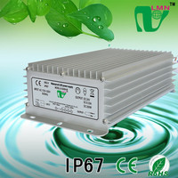 24V 200W IP67 waterproof outdoor led power supply with CE