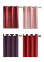 Canada 100% cotton canvas one way curtains for skylight