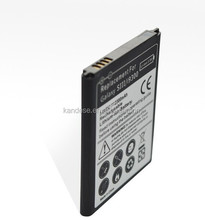 Hot sale mobile phone battery for samsung galaxy S3 battery gb t18287