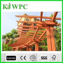 wood plastic composite roof tile