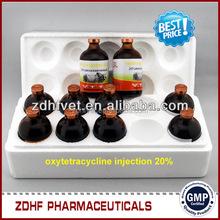 L. A.Oxy tetracycline Injection veterinary 20%