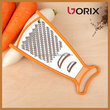 Eco-friendly Stainless Steel Zester Grater