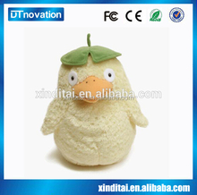 cute chick plush toy with smart talking