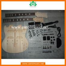 GK012 Double Neck Diy Electric guitar kits