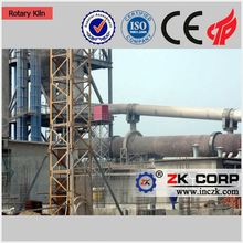 Low Cost Magnesium Metal Rotary Kiln