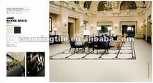 pure white rustic glazed carpet tile royal ceramic tiles