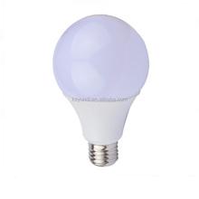 Factory Price 3w 5w 7w 9w 12w E27 /b22 Aluminum & plastic led bulb