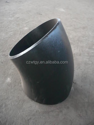 Carbon steel pipe elbow(ASME, GB, DIN, JIS standard)- cangzhou wante