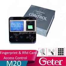 Mini Fingerprint Access Controller JTL M20