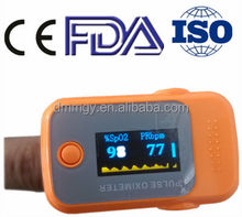 XF-D5 finger cheap handheld pulse oximeter with ISO CE