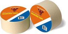 crepe paper masking tape always available (SGS approved)
