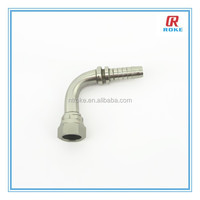 DN20 stainless steel hydraulic rotating hose fitting