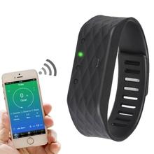 Smart Wristband Pedometer Bluetooth V4.0 Wireless Activity + Sleep Tracker