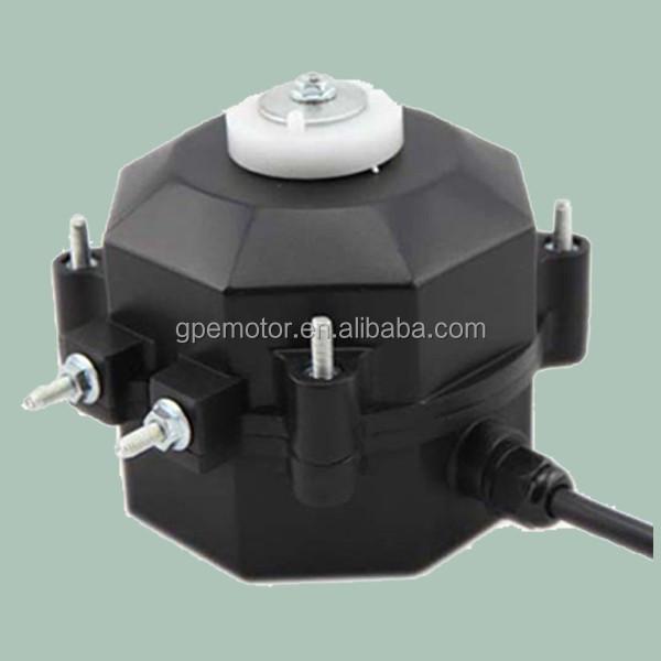 Electric small ac ecm ec dc shaded pole fridge deep for Small dc fan motor