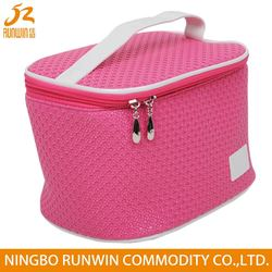 Professional Makeup Case with lighted Mirror, Beauty Cosmetic Case, Cosmetic Box