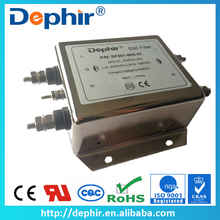 1A ~ 200A 125 / 250VAC High Performance AC EMI Power Filter
