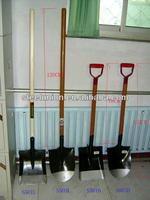 Wooden Handle Garden Shovel/Farming Tools Steel Handle Shovel