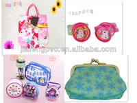 Promotional Heat sealed and Sewed Gift Bag Cosmetic Bag