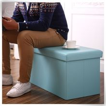Wooden MDF leather kids stool manufacturer