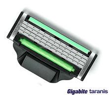 G4-0058-C Wenzhou Gigabite men razor for Beard designs feather razor blades