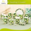 concevoir votre propre vaisselle de porcelaine